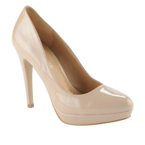 aldo shambley high heel shoes bone 38 top