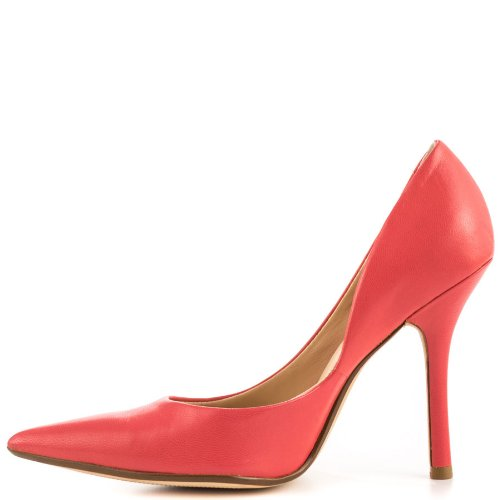 guess shoes carrie med pink leather top fashion web