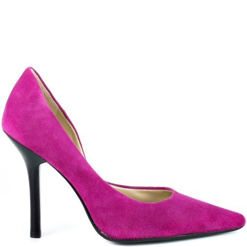 guess shoes carrie med pink suede top fashion web