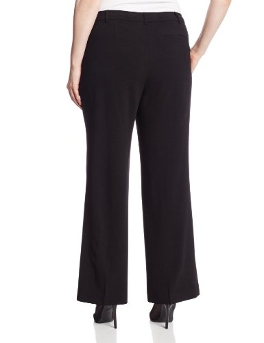 Jones New York Women S Plus Size Zoe Pant With Belt Loops