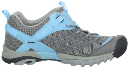 f5edf8e8d34 KEEN Women's Marshall Hiking Shoe,Gargoyle/Norse Blue,7 M US - Top Fashion  Web