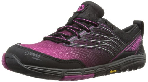Merrell Ascend Glove Gore Tex Trail Running Shoes Womens