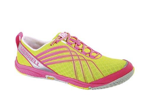 Merrell Women S Road Glove Dash  Trail Running Shoe