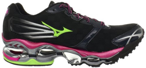 low priced 3bf07 91b6d Mizuno Women's Wave Prophecy 2 Running Shoe,Anthracite,9 B US - Top Fashion  Web