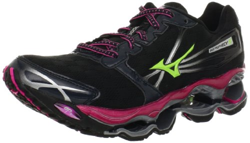 low priced 5cf87 10bb3 Mizuno Women s Wave Prophecy 2 Running Shoe,Anthracite,9 B US - Top ...