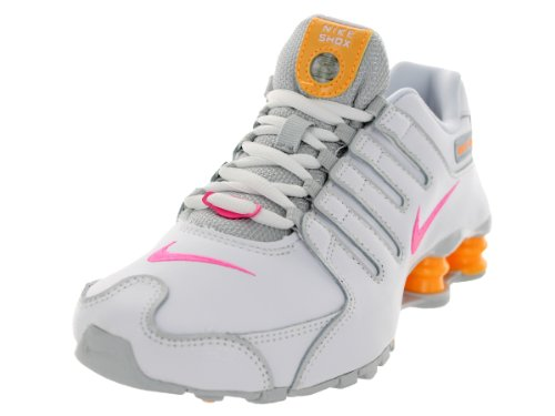 reputable site 3f516 9fabe Nike Shox NZ EU Womens Running Shoes 488312-008 Grey 8 M US - Top Fashion  Web