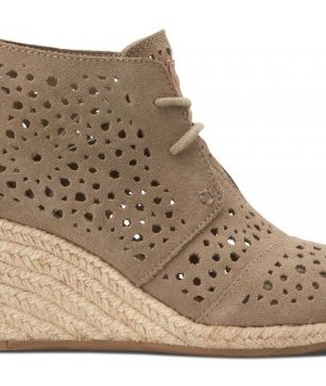 Toms-Taupe-Moroccan-Cutout-Womens-Desert-Wedges-10001399-SIZE-55-0