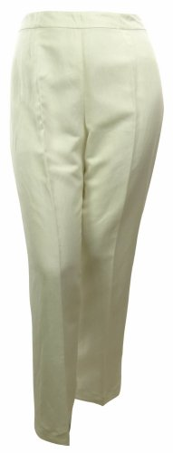 Women S Business Suit Linen Blend Pant Amp Jacket Set 12