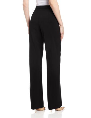 Briggs New York Women S Slimming Solution Pant Black 12