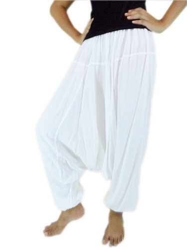 Find great deals on eBay for white harem pants men. Shop with confidence.