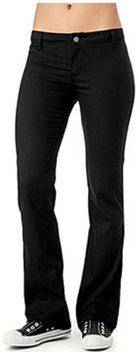 Dickies Juniors Worker Pant With Two Back Pockets Black