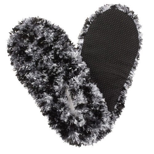 Fuzzy Footies Super Soft Slippers With Slip Resistant