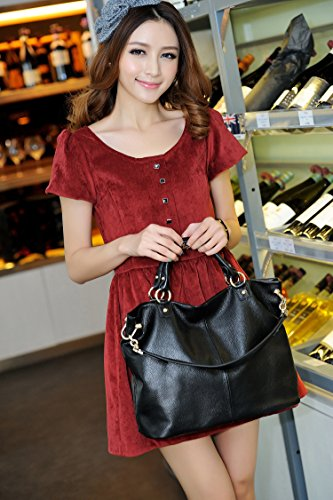 Heshe 2014 Fashion Hot Sell Women S Soft Genuine Leather
