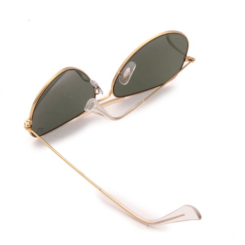 fc6b3ff09e Ray Ban Rb 3025 Aviator Sunglasses Gold Frame G 15 Xlt Lens 58 Mm ...