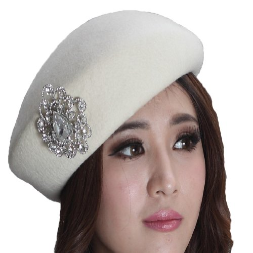 june s fashion wool hats for white felt hat