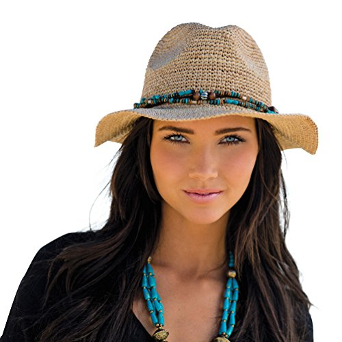 Fedora hats continued to be a popular fashion choice for men for decades, but it wasn't until recently that women really embraced the trend. Today, celebrities like Jennifer Aniston, Beyonce and Charlize Theron buy women's fedora hats, and have been spotted wearing this iconic fashion staple.