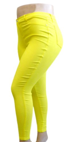 Skinny Jeans For Plus Size Women
