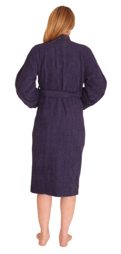Ndk New York Women S And Men S Terry Cloth Kimono Bath