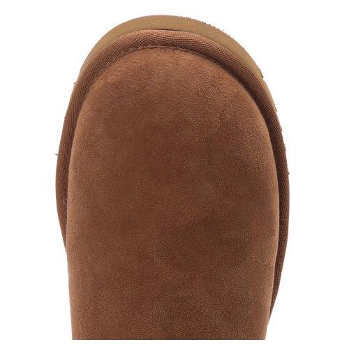 chestnut ugg label color